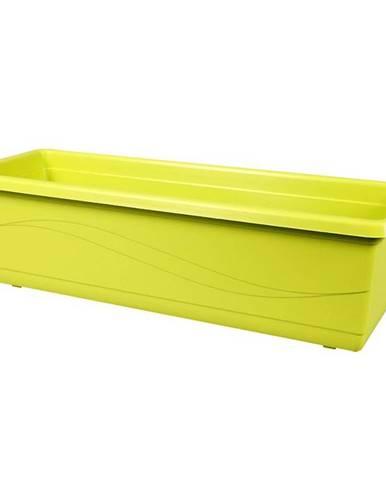 Truhlík Lobelia š 40 cm; v 14 cm - zelený