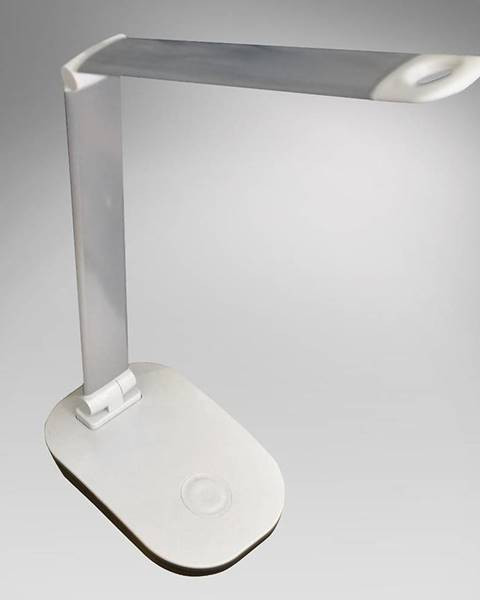 BAUMAX Stolní lampa 1602 stříbrná