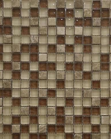 Mozaika Crystal honey Dlt63 30/30