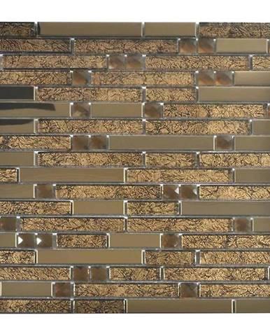 Mozaika gold font14 30/30
