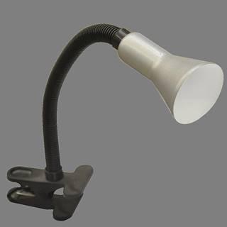 Stolní lampa 414 stříbrný KL