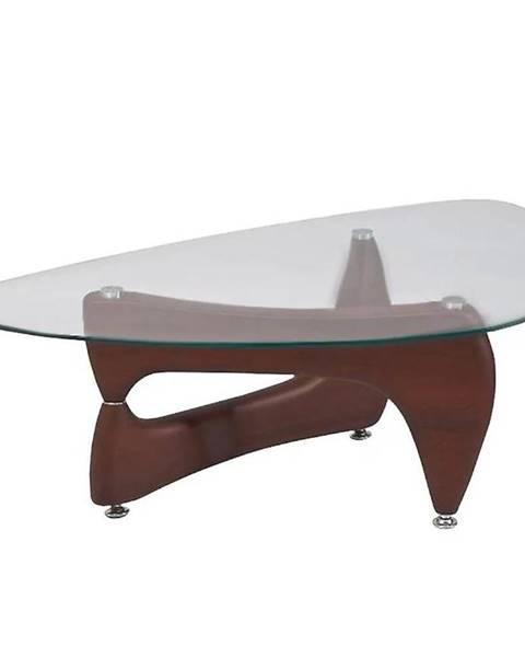 BAUMAX Konferenční stolek Dual-3 cherry
