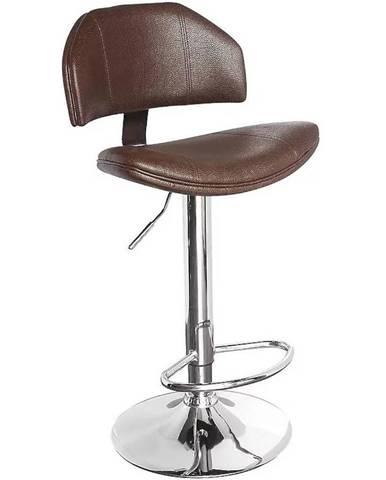 Barová Židle Kwazar Hnědý