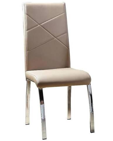 Židle Komfort Capuccino u-18 tc_1224