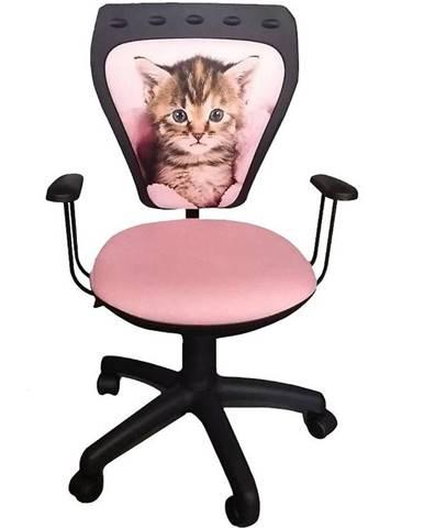Židle Ministyle Kotě