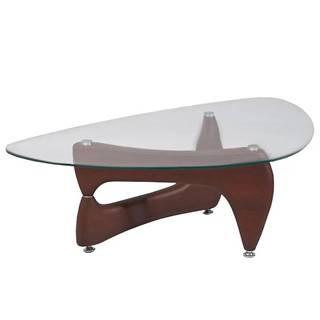 Konferenční stolek Dual-3 cherry