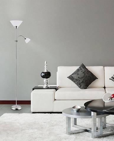 Stojací lampa Action 4064 lp2 chrom