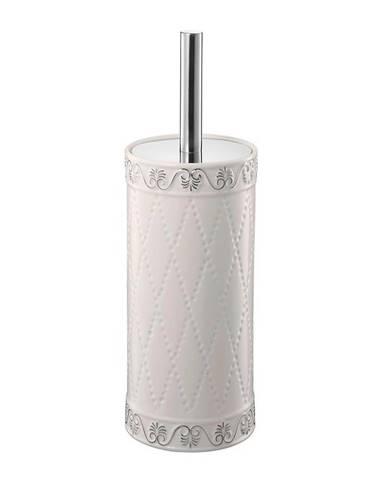WC štětka Castello bílá