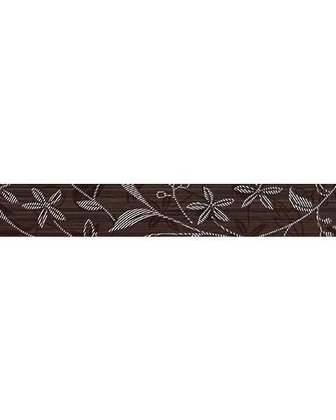 OPOCZNO Dekorační lišta Tanaka brown 5/35