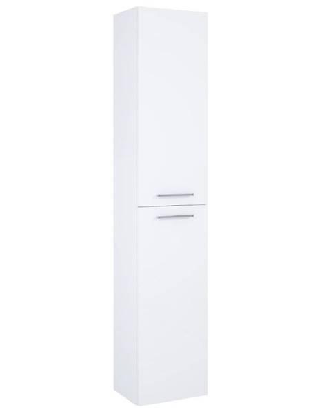 BAUMAX Vysoká skříňka bílá Boa Vista 2D0S 30