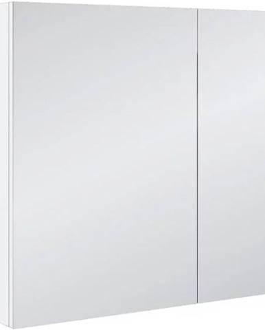 Koupelnová skříňka se zrcadlem bílá Malaga 521673 60