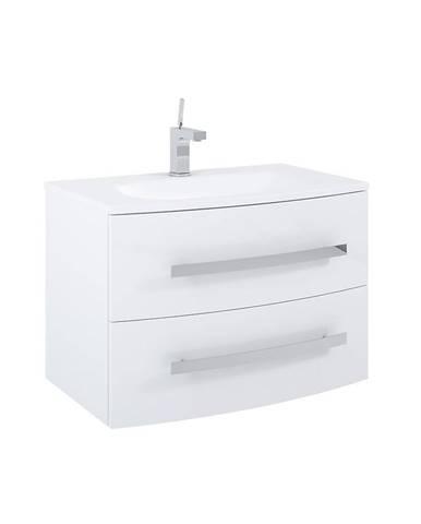 Skříňka bílá Perla 0D2S 80