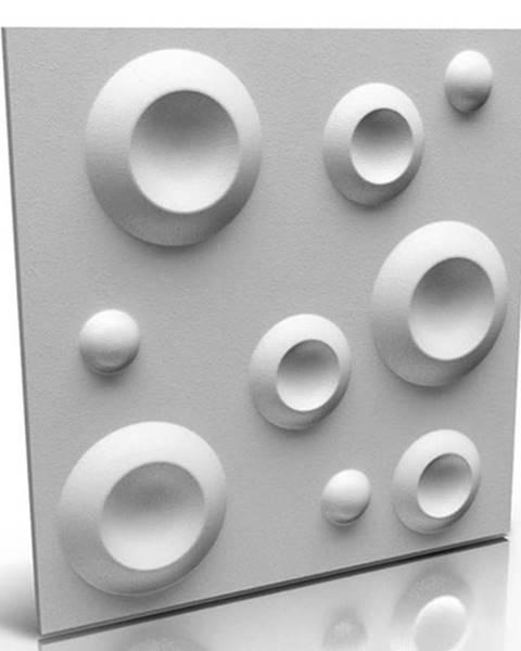 DEKOLUX 3D obkladový panel Londyn 50x50 cm