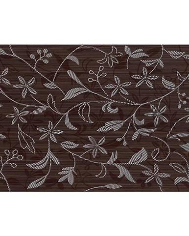 Dekor Tanaka Brown Inserto Flower 25/40