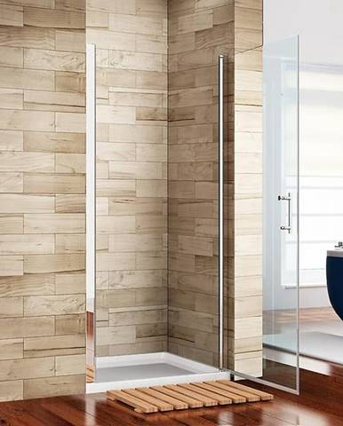Sprchové Dvere Dione 90x190 Čiré-Chrom