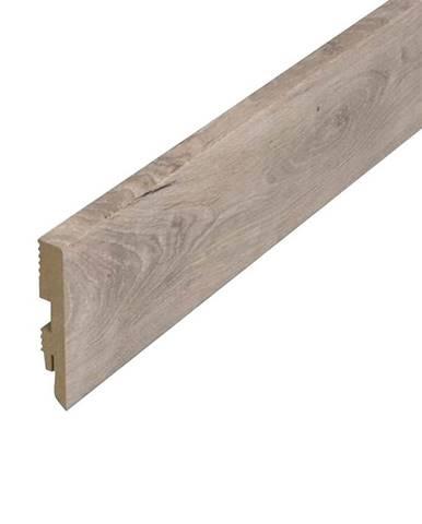 Podlahová lišta Prestige MDF Dub Merida 2223882