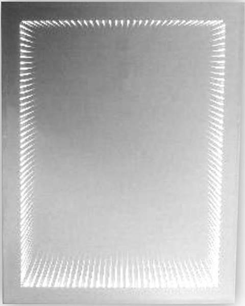 BAUMAX Zrcadlo LED 30 3D +  napajaci zdroj 65/85