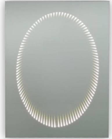 Zrcadlo LED 38 (3D) +  napajaci zdroj 60/80