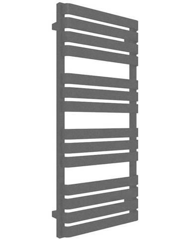 Koupelnovy radiátor Warp T metallic grey 1110/500