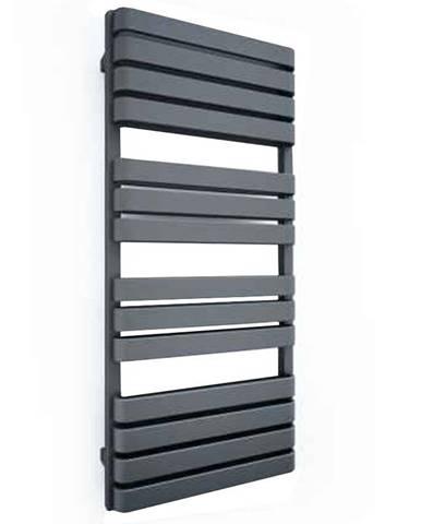 Koupelnovy radiátor Warp T metallic grey 785/500