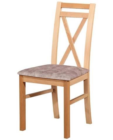 Židle W114  Buk Livia 8