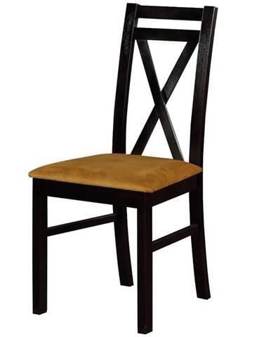 Židle W114 Černá Sally 13