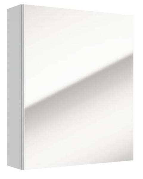 BAUMAX Koupelnová skříňka se zrcadlem Salsa 1D0S 50