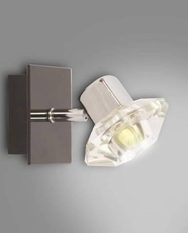 Nástěnné Svítidlo Lotos As-8714-01-6710 Black K1