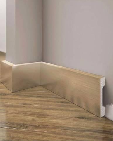 Podlahová lišta Elegance LPC-23-150 šampaň kartáčovaný