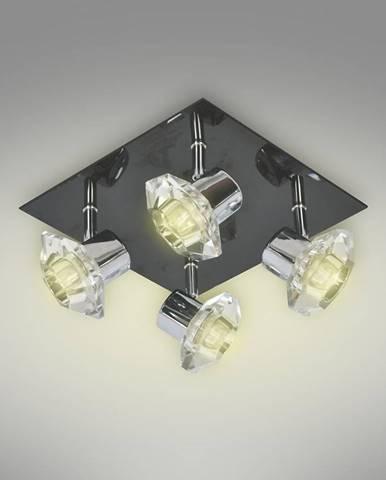 Stropní Svítidlo Lotos As-8714-04-6710 Black Pl4