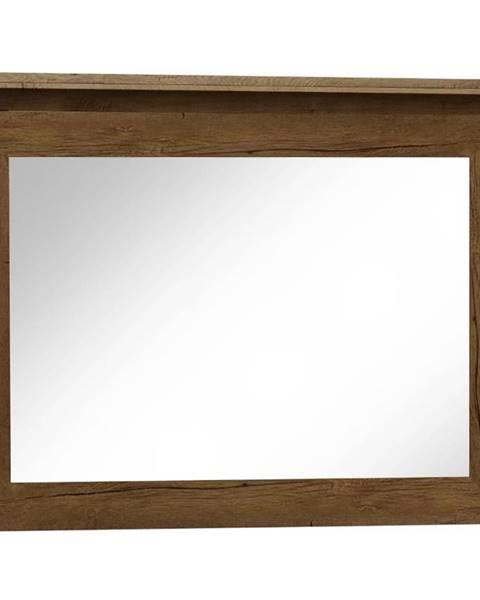 BAUMAX Zrcadlo Antica 126cm Dub Lefkas