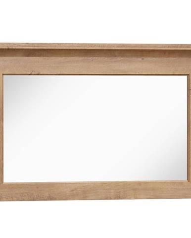 Zrcadlo Antica 126cm Jasan Světlý