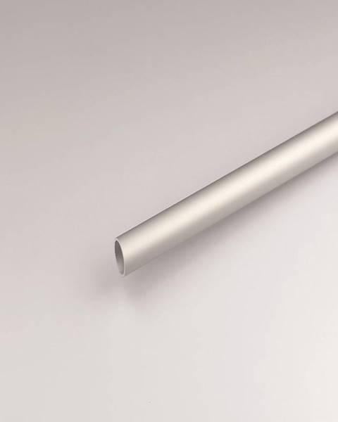 PARQUET MERCADO Profil kulatý hliník stříbrný 10x1000