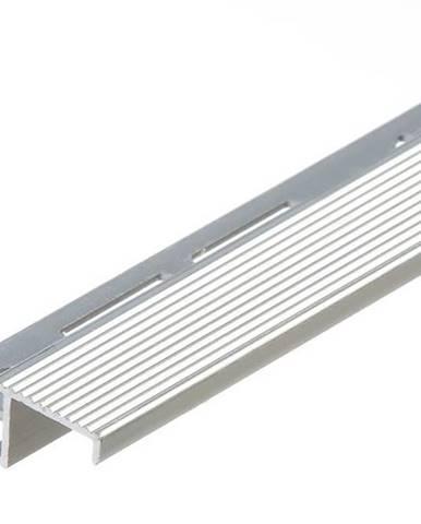 Profil schodový ZET hlinik 10/250