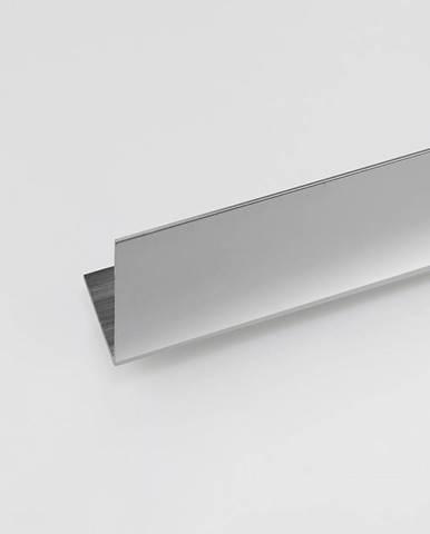 Rohový Profil  ALU Chrom 20x20x1000