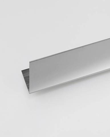 Rohový Profil ALU Chrom 25x25x2000