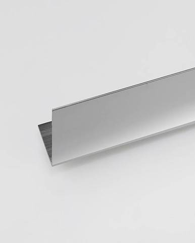 Rohový Profil ALU Chrom 30x30x2000