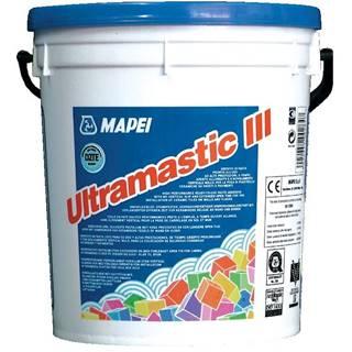 Disperzní lepidlo na obklady a dlažbu Mapei Ultramastic III D2TE 12 kg