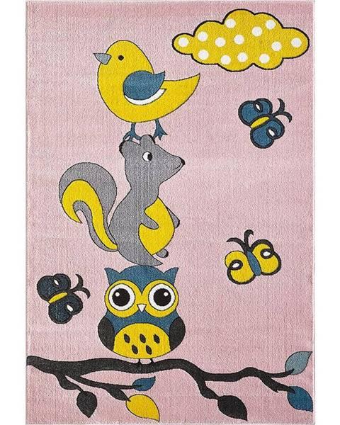 BAUMAX Koberec Frisee Soft Kids 0,8/1,5 00591A