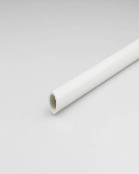 PARQUET MERCADO Profil kulatý PVC bílý 10x1000