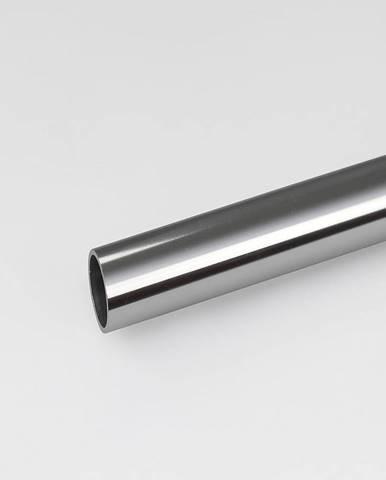 Profil kulatý hliník chrom 12x1000
