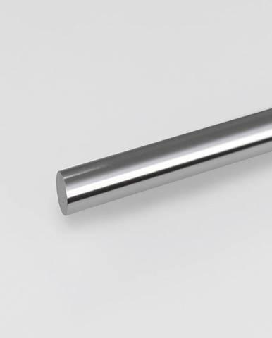 Profil kulatý hliník chrom 8x1000