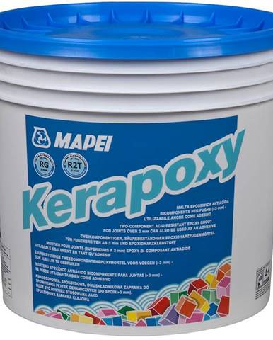 Spárovací hmota Mapei Kerapoxy 172 vesmírná modř 5 kg