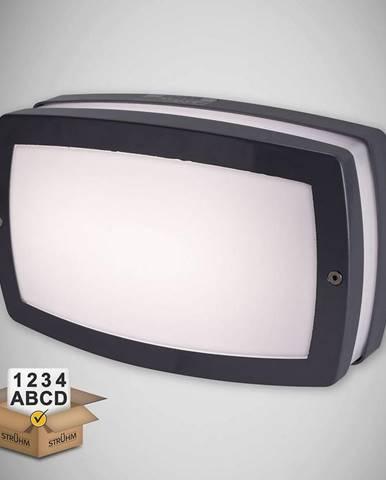 Svítidlo Solina LED 8W grey 0368 K1