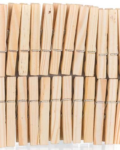 Dřevěné kolíčky economy 24 ks