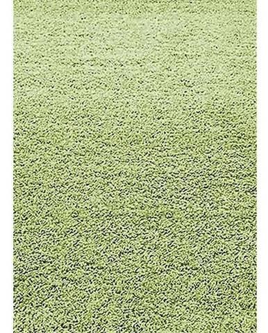 Koberec Shaggy Dream 0,8/1,5 5229 Zelený