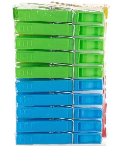Plastové kolíčky 20 ks economy