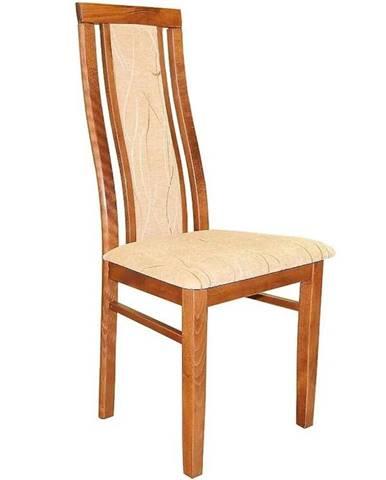 Židle W27 Světlý Ořech