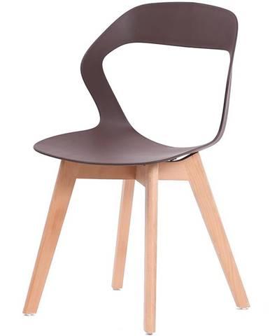 Židle Ala – Ksd 936c – Brown