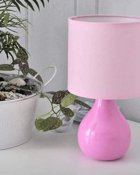 BAUMAX Stolní lampa Růžová LB1